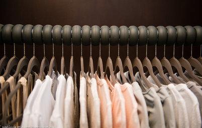 Fra top til tå: Sådan indretter du bedst din garderobe