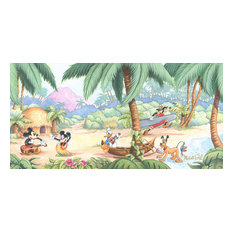 Disney Fine Art Giclee Island Days Hand Signed by Michelle St Laurent