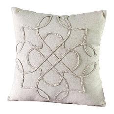 14 Karat Home Inc. - Lilli Throw Pillow - Decorative Pillows
