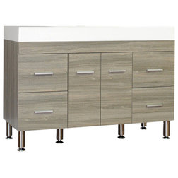 Elegant Contemporary Bathroom Vanities And Sink Consoles by Vanity For Less LLC