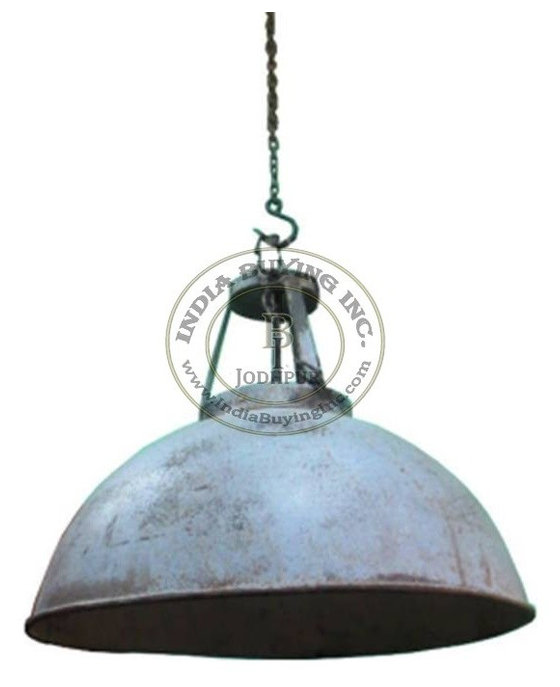 Industrial vintage lamps and lights