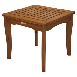 Transitional Outdoor Side Tables by Outdoor Interiors