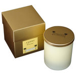 Pad UK - Timothy of St Louis Scented Candle, Oriental Vanilla - Produced in France, the scent of the Timothy of St Louis Oriental Fragrance Candle features a vanilla scent. It combines earthy elements to make a relaxing and memorable experience. Use it throughout your home and even combine it with the various other available scents to create a plethora of mystical experiences.