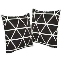 Scandinavian Outdoor Cushions And Pillows by GDFStudio