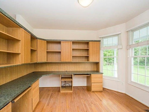 Need Help With Wall Colors To Go Oak Cabinet