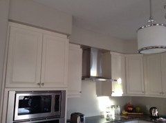 I need help with Kitchen - space above cabinets.