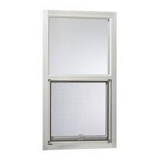 14x27 Mobile Home Single Hung Aluminum Window, Siliver