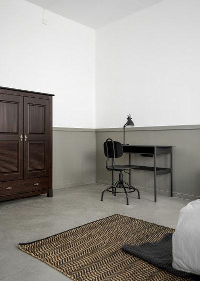 Спальня by INT2architecture