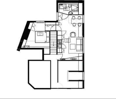 Avant/Après : 3 chambrettes oubliées muées en un coquet appart'