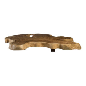 108  One of a Kind Handcrafted Freeform Coffee Table Acacia Wood  World Bazaar Exotics