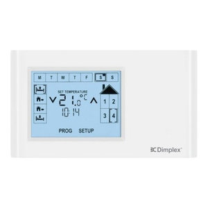 Wi Fi Smart Digital Thermostat Contemporary
