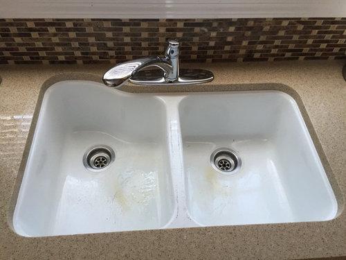 Kitchen sink replacement help!!