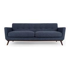 Jackie Classic Sofa, Jagar Twill