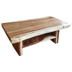 Rustic Coffee Tables by Chic Teak