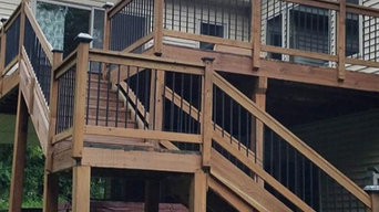 Deck and Staircase