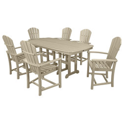 Contemporary Outdoor Dining Sets by Ivy Terrace