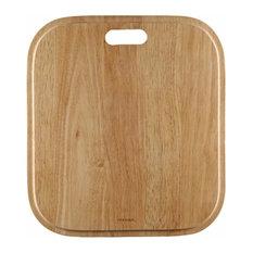 "Houzer CB-3100 Endura 16-3/4""L x 15""W Wooden Cutting Board"