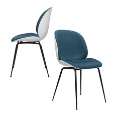 Whitney Side Chairs Set Of 2 Blue