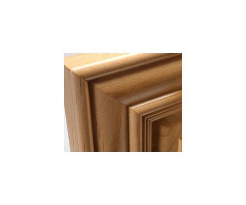 Mitered Cabinet Doors Hardware Mounting