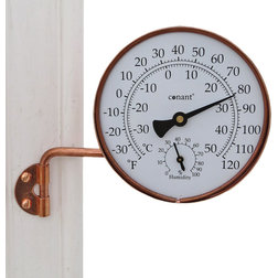 Traditional Decorative Thermometers by Weems & Plath