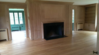 Hardwood Floor Refinishing And Painting