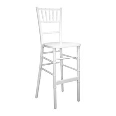 Advantage White Chiavari Bar Stools
