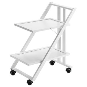 Simpaty Serving Trolley, White