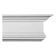 CM-1040 Crown Molding, Piece, Molding Piece