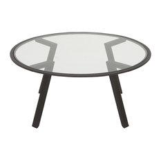 Clear Acrylic Coffee Tables Houzz
