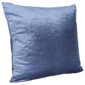 Serene Blue Lavish Cushion
