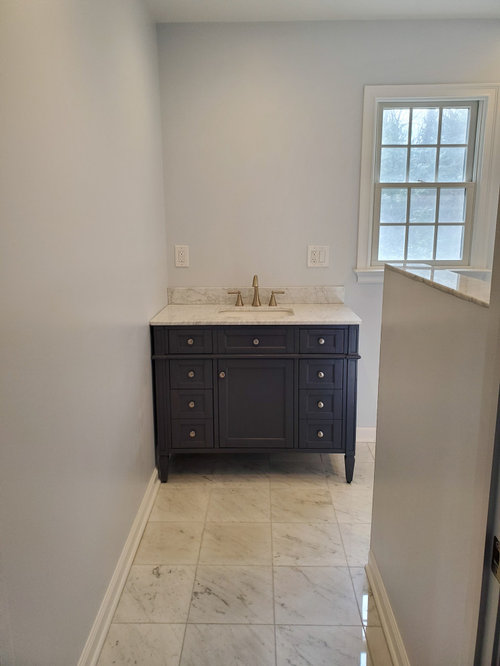 Electrical Outlet Placement Bathroom Vanity