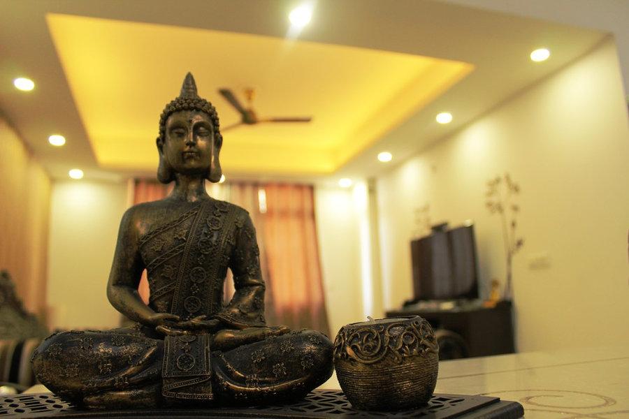 Bandhu's Residence