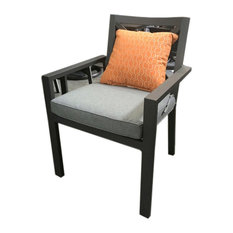 Titan Dining Chair With Cushion