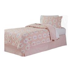 Lullaby Bedding Ballerina Printed 2 Piece Quilt Set, Ballerina, Twin