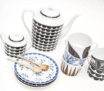 Scandinavian Dinnerware by Fine Little Day