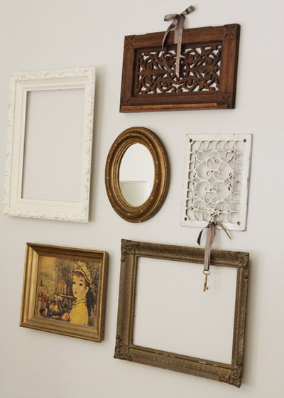 Handmade Home: How to Design a Gallery Wall