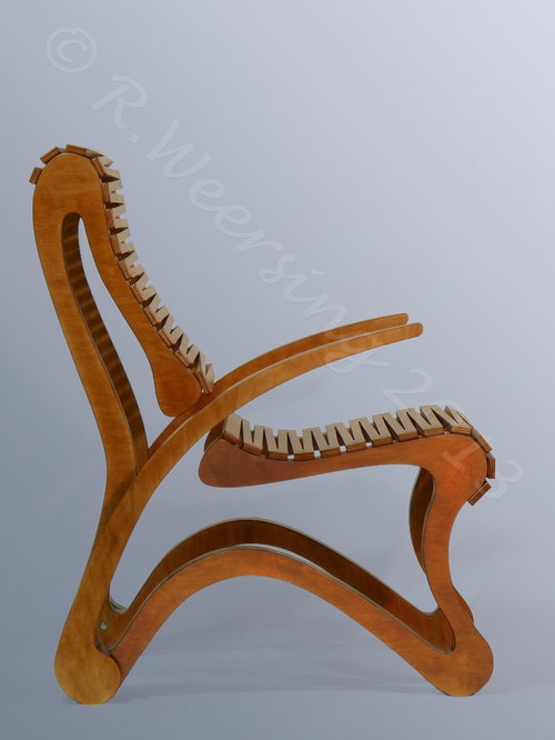 """Ampersand"" modular seating pieces - Armchairs And Accent Chairs"