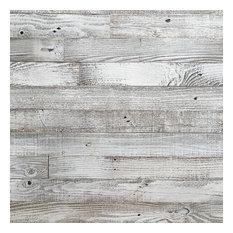 Whitewash Barn Wood Planks, 1000 sq. ft