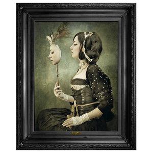 Mirror Mirror Canvas, 60x81 cm