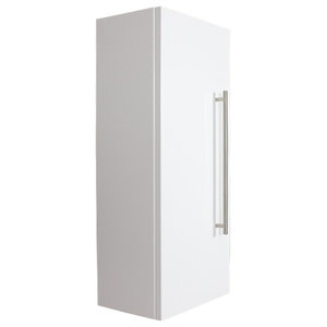 Emotion Aurum-S Bathroom Cabinet, White High-Gloss