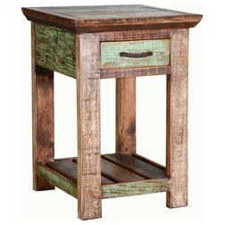 Farmhouse Side Tables And End Tables by QUETZAL & COATL, LLC