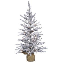 Rustic Christmas Trees by Northlight Seasonal