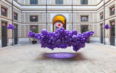 Выставка: Milano Design City—культура дизайна в ситуации пандемии