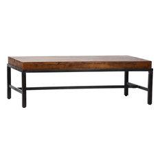 Coffee Table DOVETAIL HAYDEN Industrial