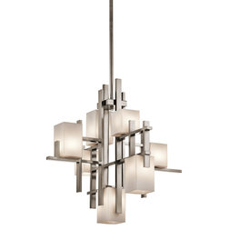 Amazing Craftsman Chandeliers by Transolid