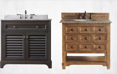 Good Shop Houzz The Ultimate Vanity Sale