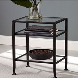 Transitional Side Tables And End Tables by Shop Chimney