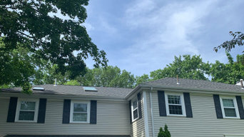 Wellesley two  new roofs