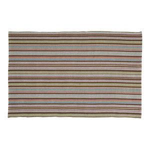 Handwoven Provence Cotton Rug, Multicolour, 200x300 Cm