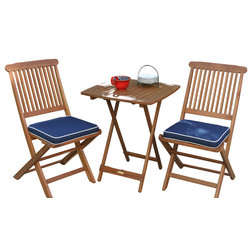 Traditional Outdoor Pub And Bistro Sets by Outdoor Interiors